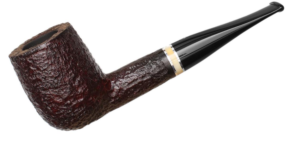 Savinelli Oscar Rusticated Brown (141 KS) (6mm)