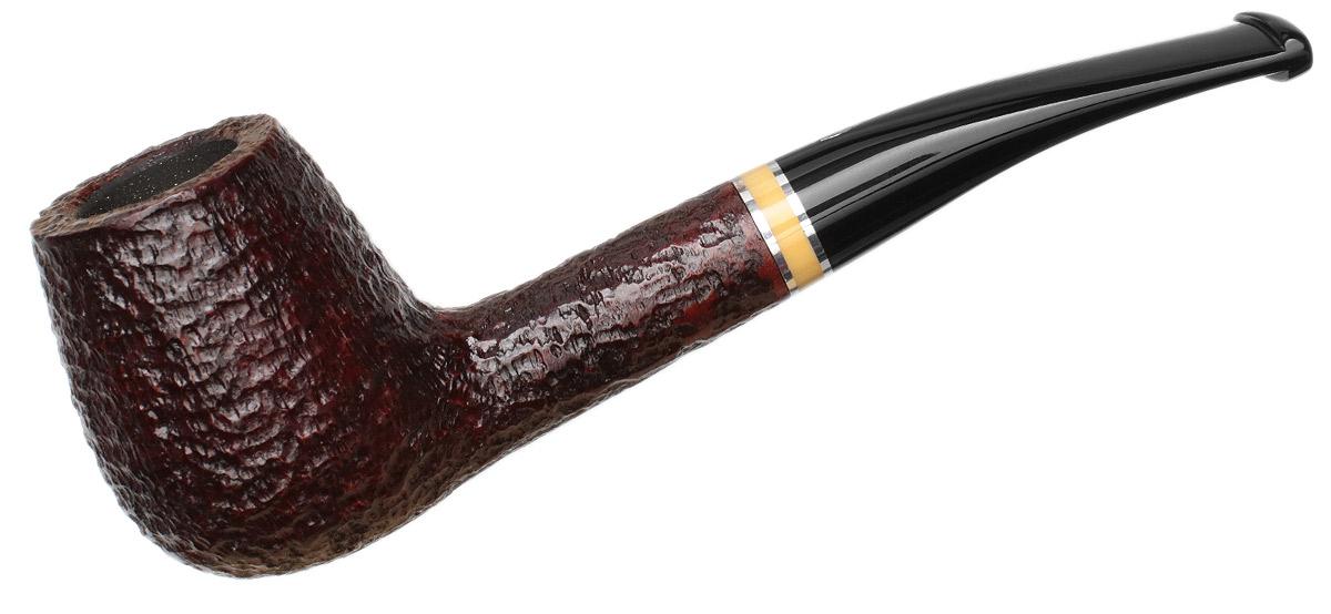 Savinelli Oscar Rusticated Brown (145 KS) (6mm)