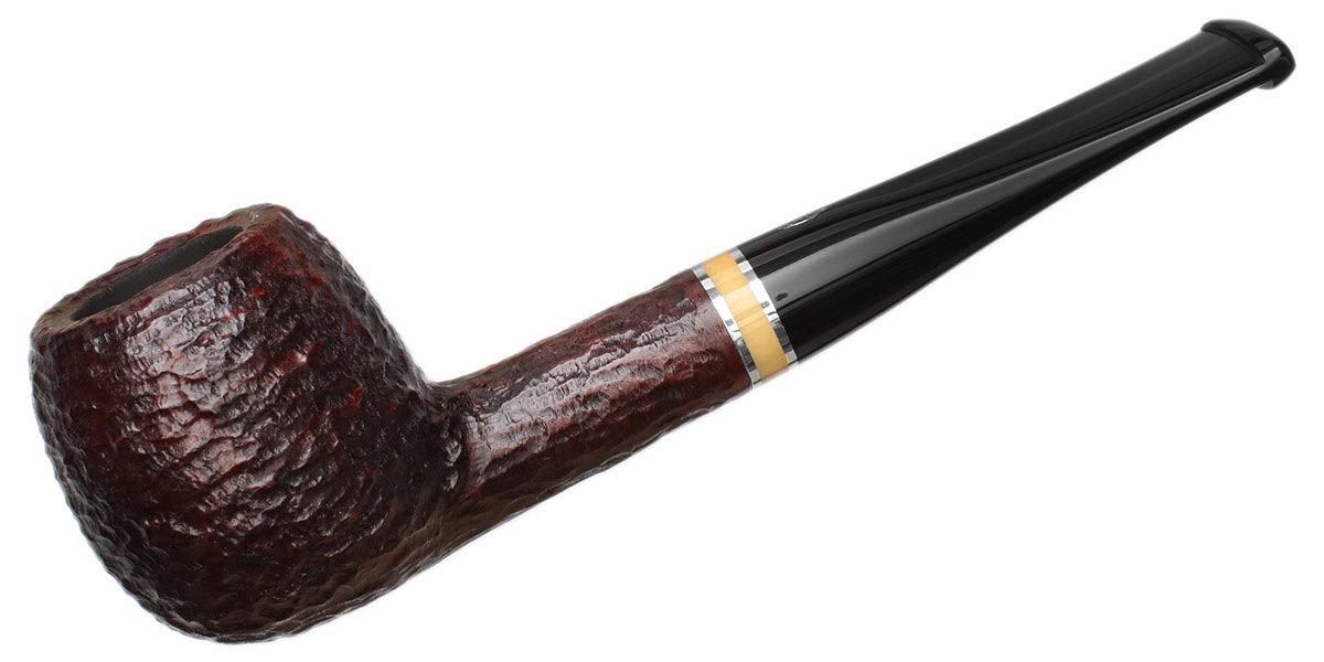 Savinelli Oscar Rusticated Brown (207) (6mm)