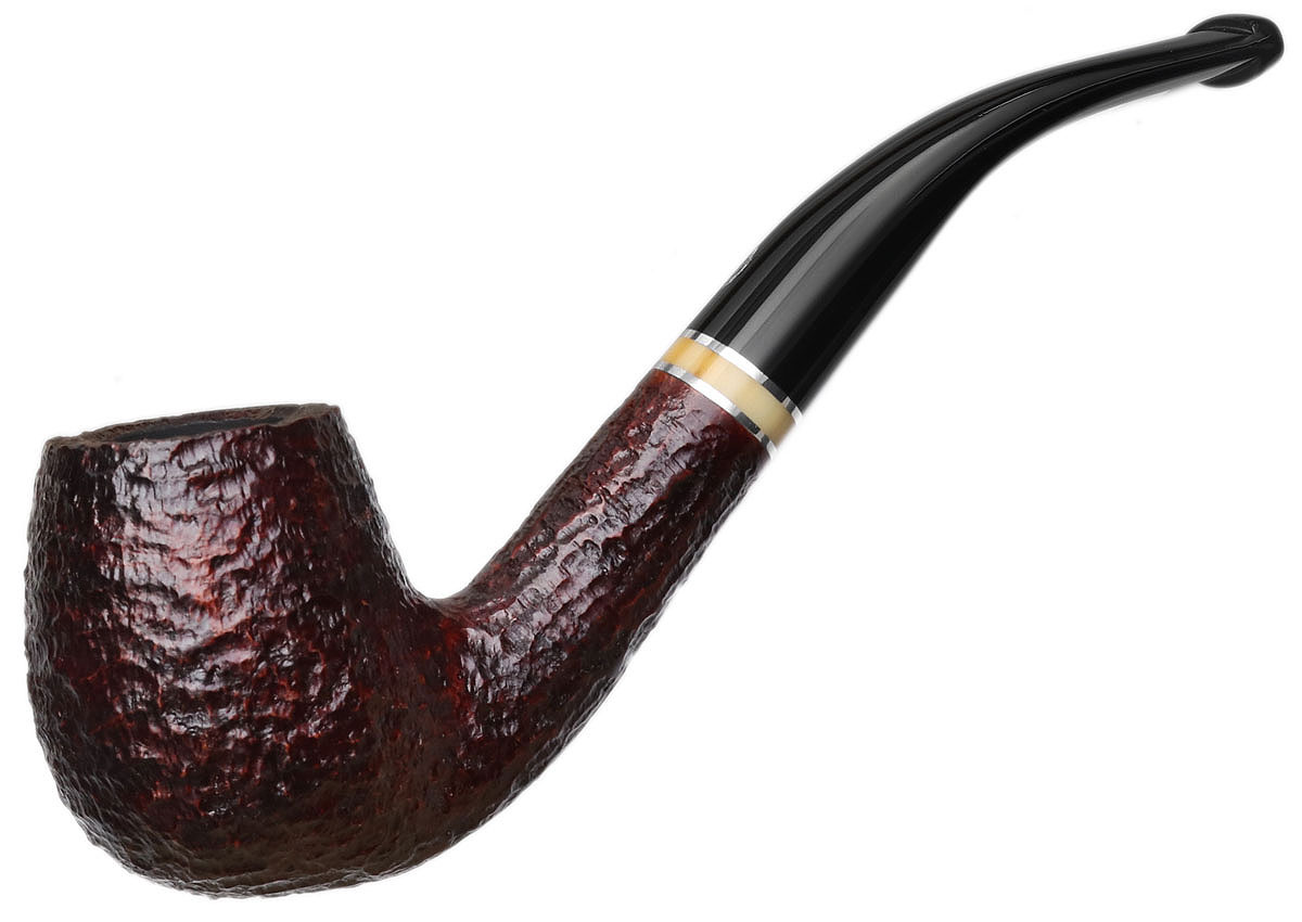 Savinelli Oscar Rusticated Brown (602) (6mm)