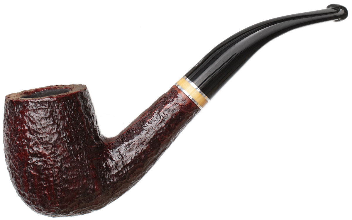 Savinelli Oscar Rusticated Brown (606 KS) (6mm)