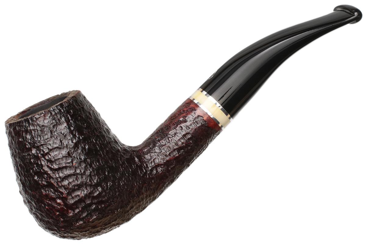 Savinelli Oscar Rusticated Brown (628) (6mm)