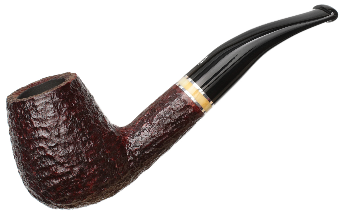 Savinelli Oscar Rusticated Brown (628) (6mm)