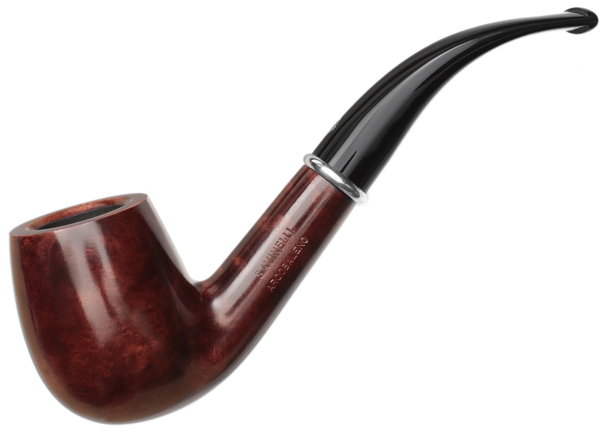 Savinelli Arcobaleno Smooth Brown (606 KS) (6mm)