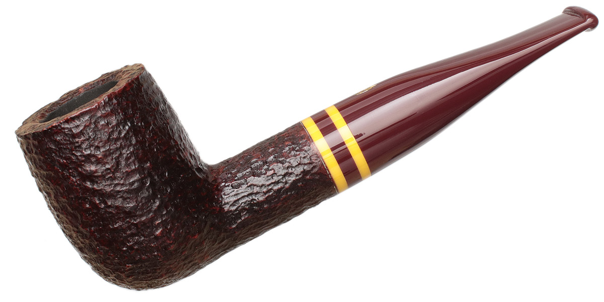 Savinelli Regimental Rusticated Brown (101) (6mm)