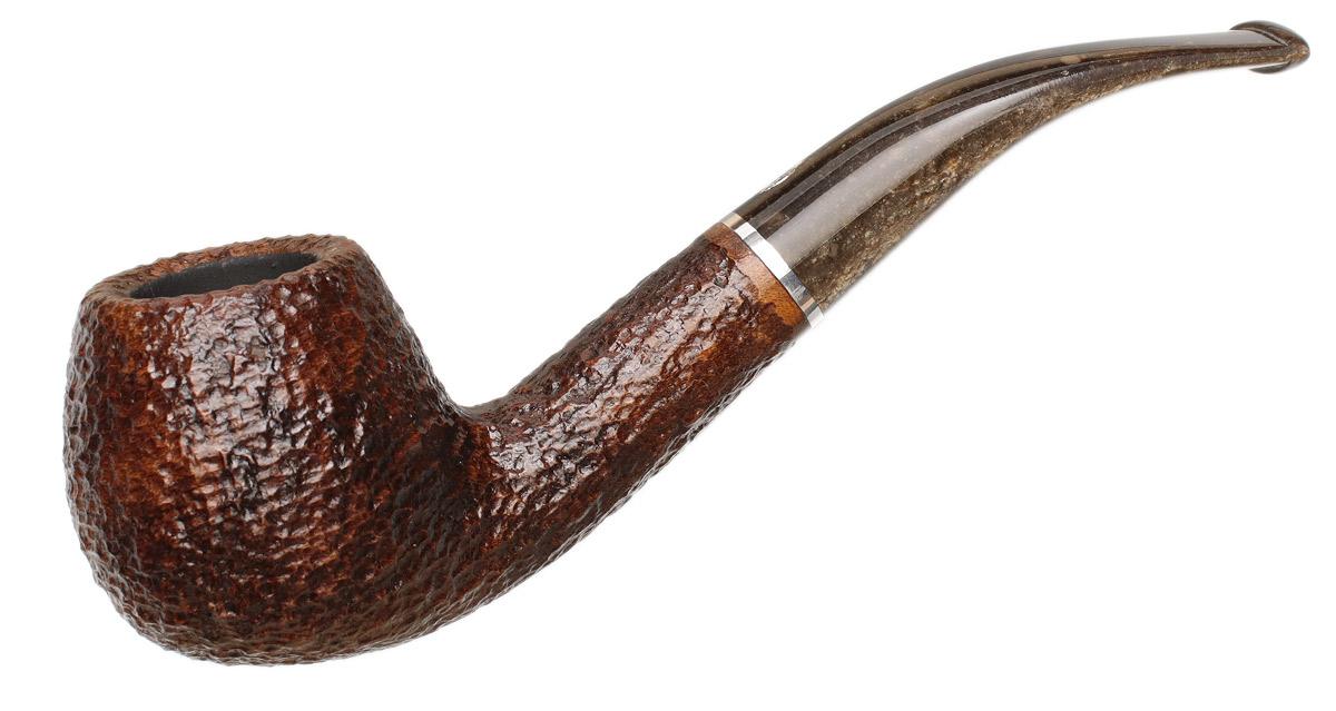 Savinelli Marron Glace Rusticated (636 KS) (6mm)