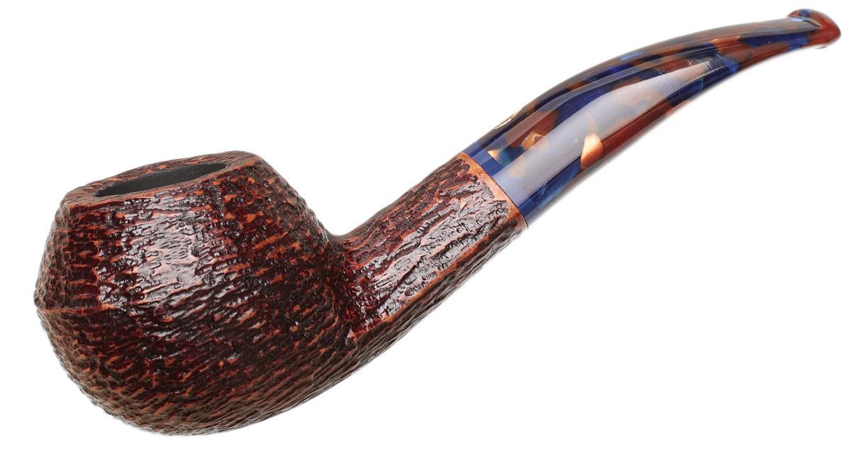 Savinelli Fantasia Rusticated Brown (673 KS) (6mm)
