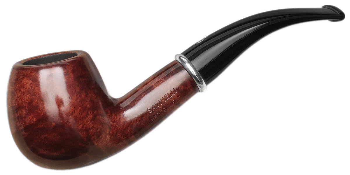 Savinelli Arcobaleno Smooth Brown (626) (6mm)