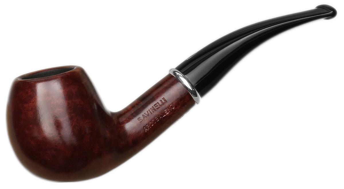 Savinelli Arcobaleno Smooth Brown (626) (6mm)