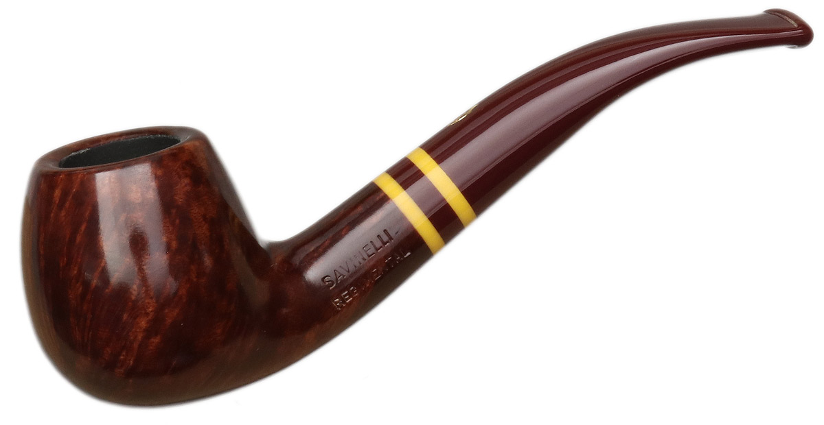 Savinelli Regimental Smooth Bordeaux (626) (6mm)