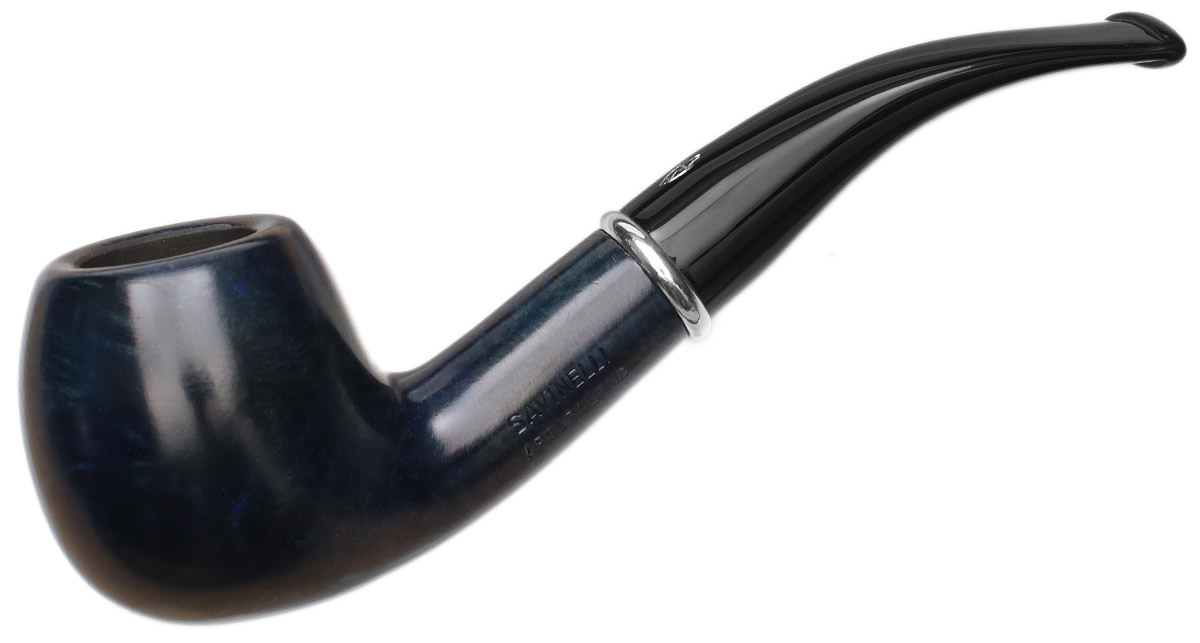 Savinelli Arcobaleno Smooth Blue (626) (6mm)