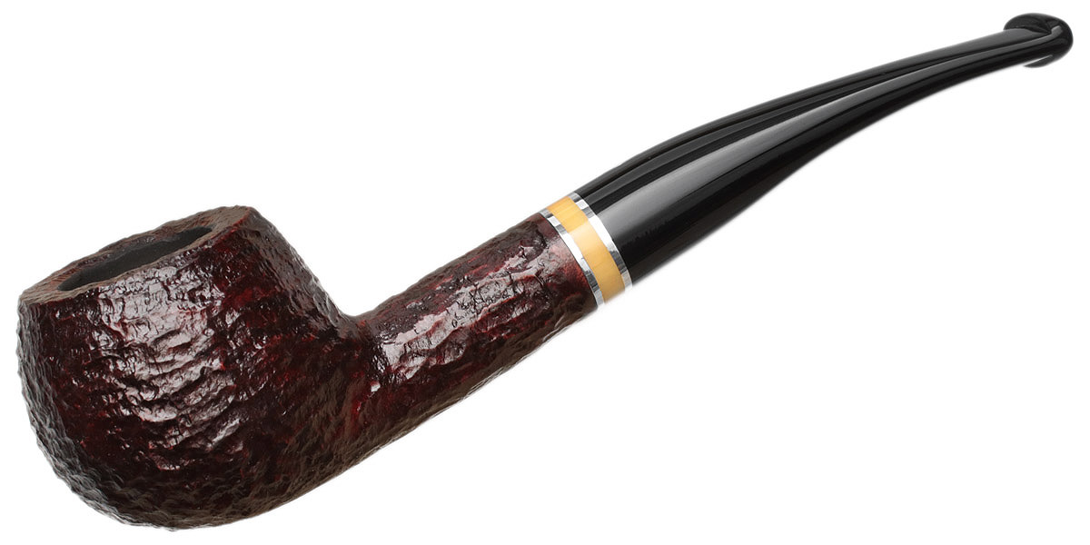 Savinelli Oscar Rusticated Brown (315 KS) (6mm)
