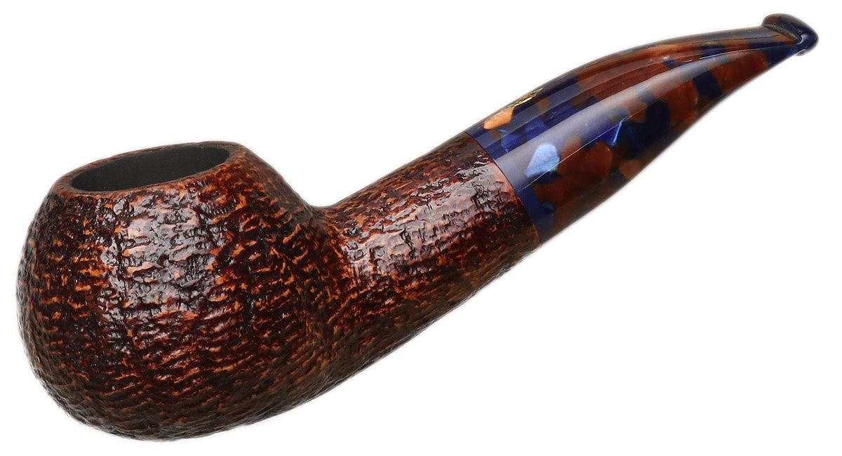 Savinelli Fantasia Rusticated Brown (320 KS) (6mm)