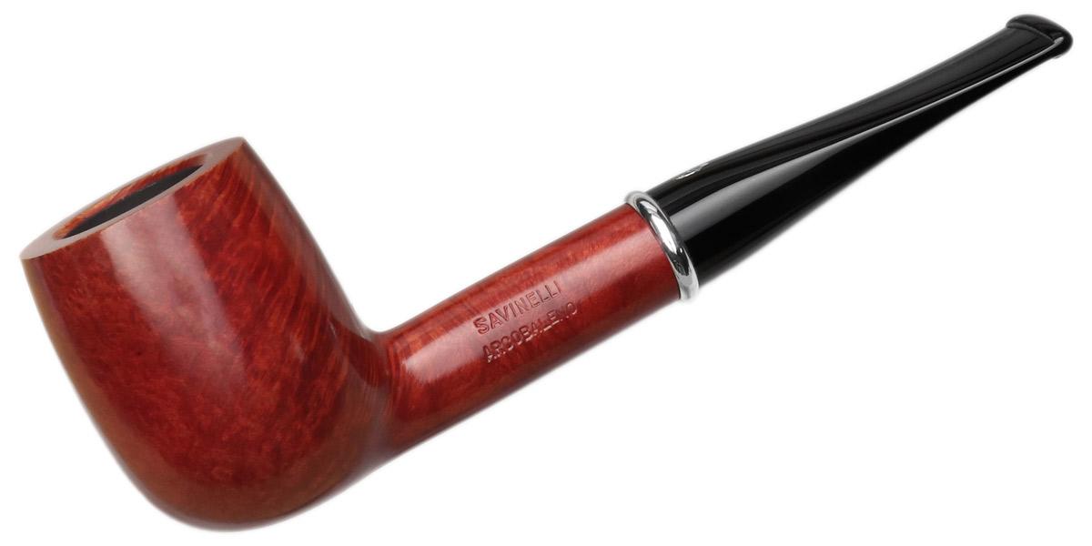 Savinelli Arcobaleno Smooth Red (111 KS) (6mm)
