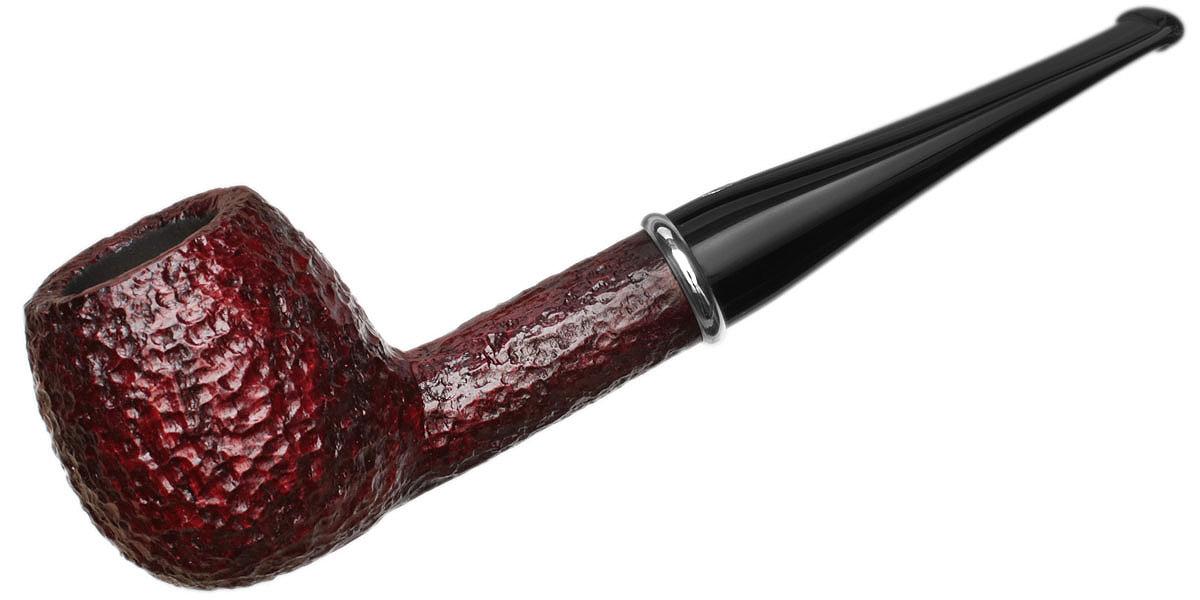 Savinelli Arcobaleno Rusticated Red (207) (6mm)