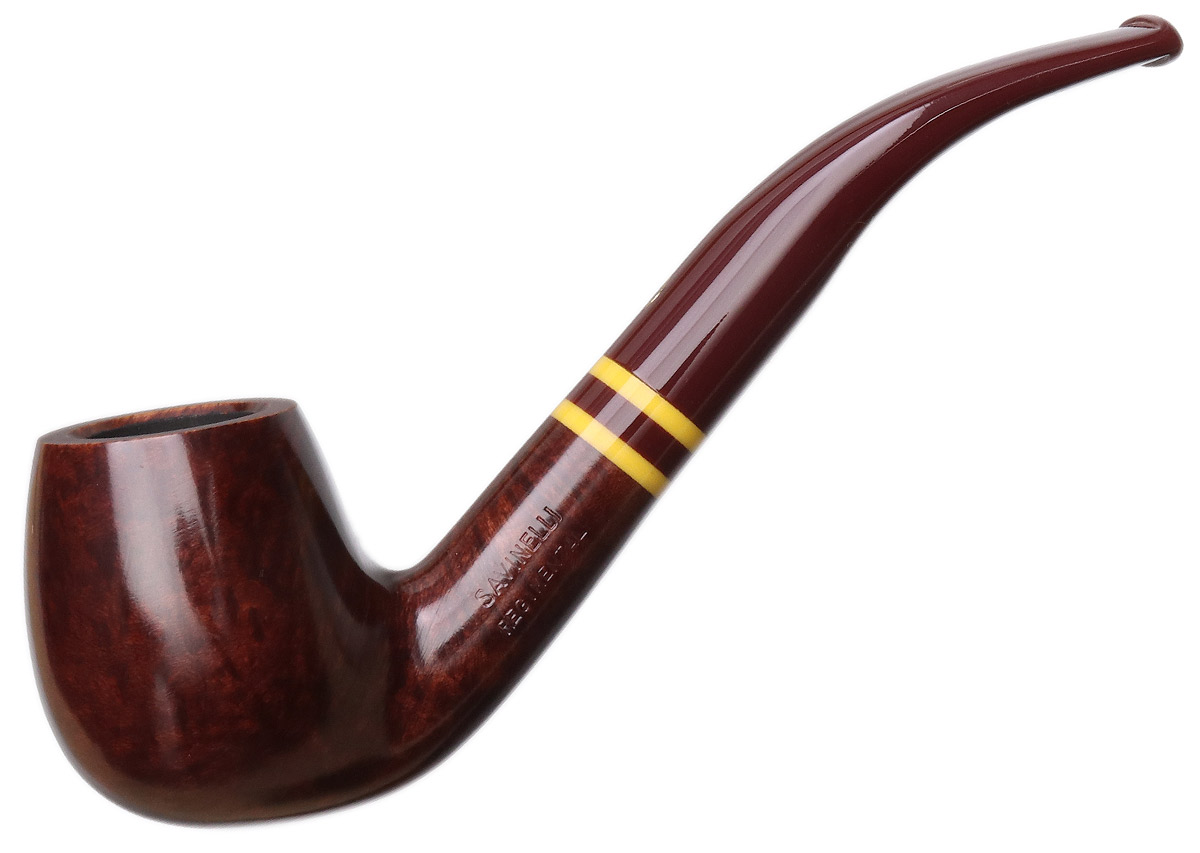 Savinelli Regimental Smooth Bordeaux (602) (6mm)