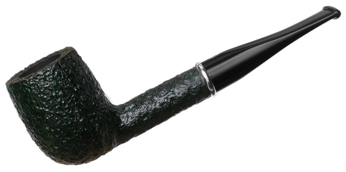 Savinelli Arcobaleno Rusticated Green (111 KS) (6mm)