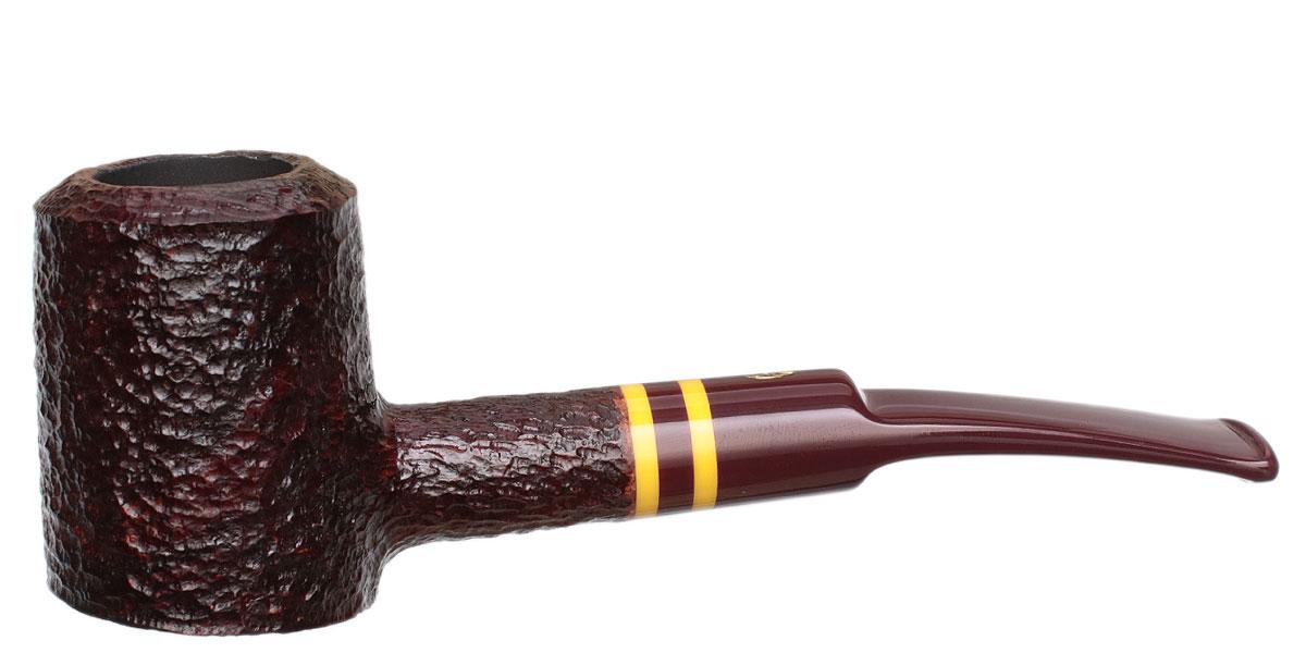Savinelli Regimental Rusticated Brown (310 KS) (6mm)