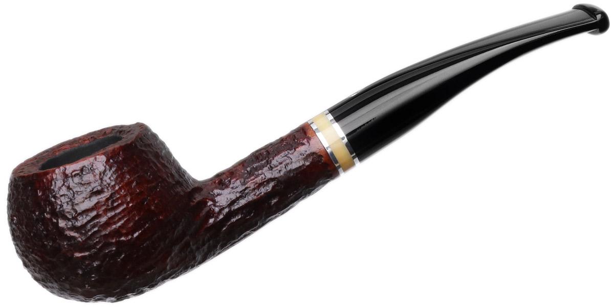 Savinelli Oscar Rusticated Brown (315 KS) (6mm)