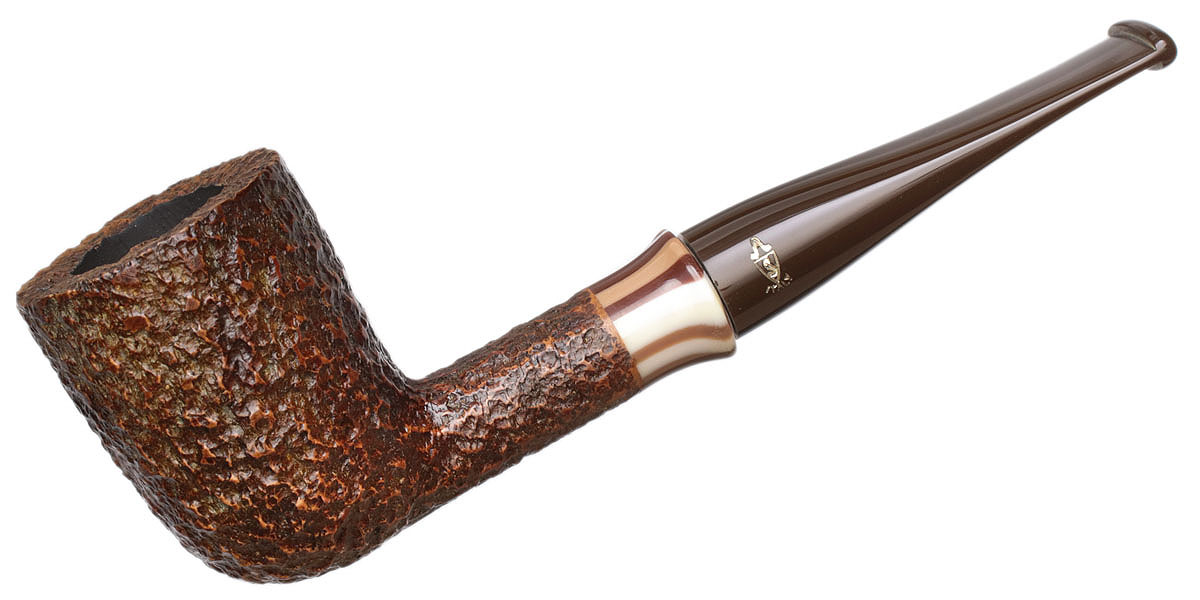 Savinelli Caramella Rusticated (412 KS) (6mm)