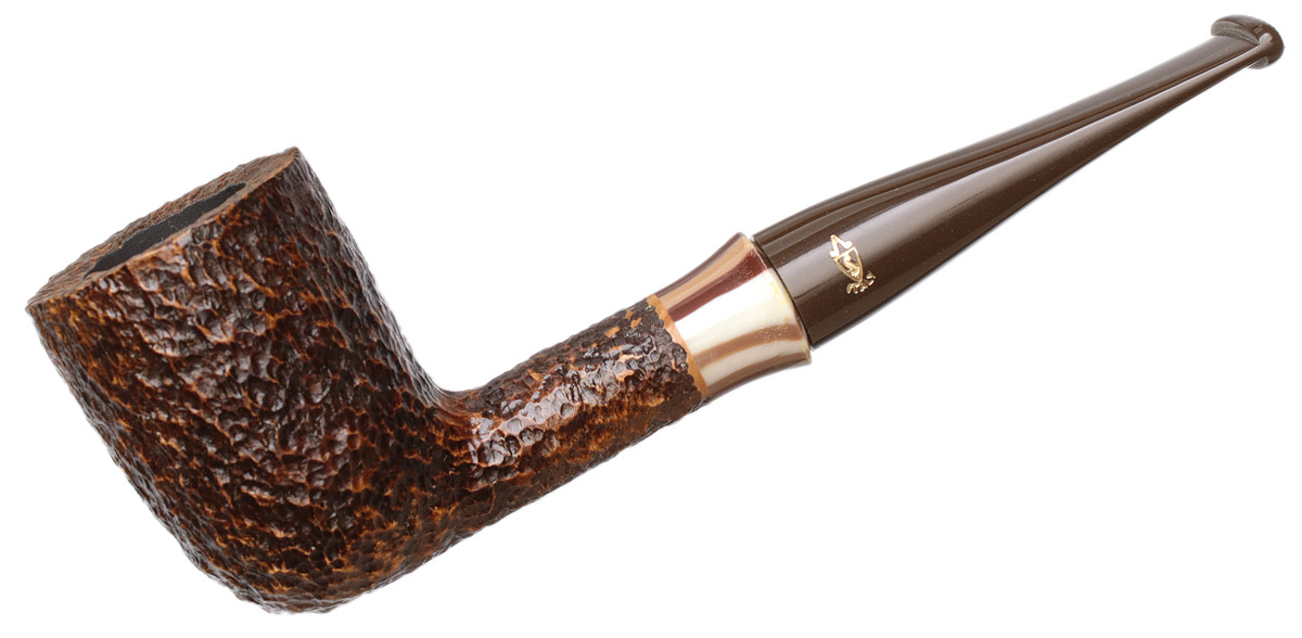 Savinelli Caramella Rusticated (412 KS) (6mm)