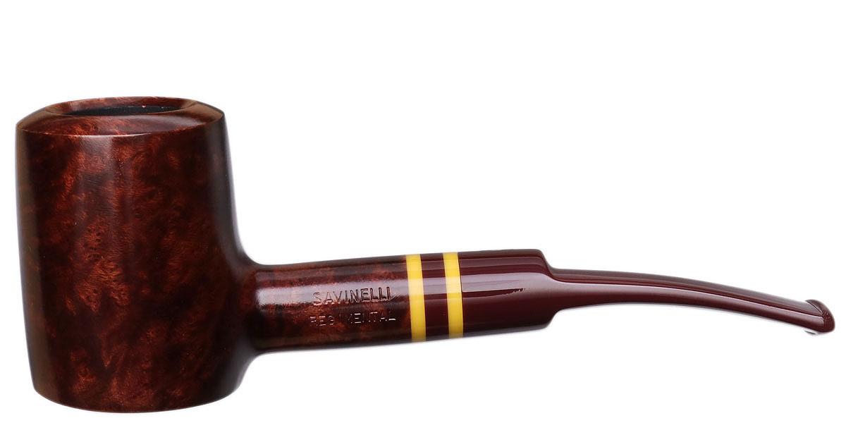 Savinelli Regimental Smooth Bordeaux (310 KS) (6mm)