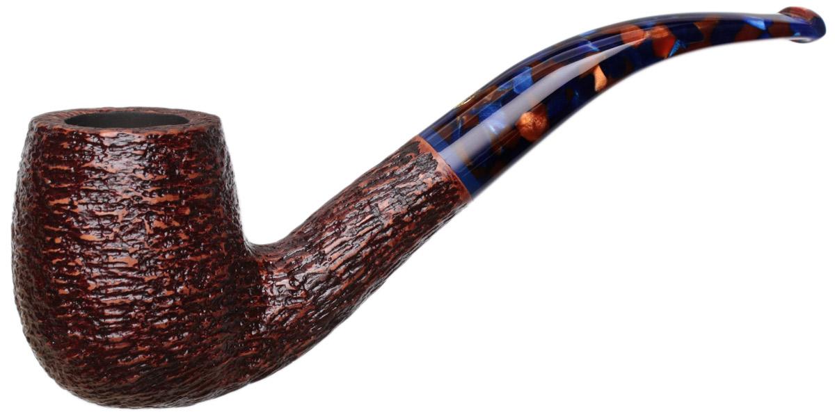 Savinelli Fantasia Rusticated Brown (606 KS) (6mm)