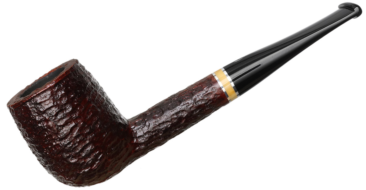 Savinelli Oscar Rusticated Brown (111 KS) (6mm)
