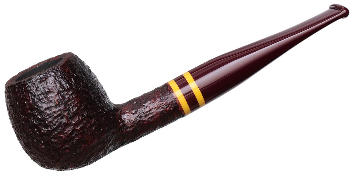 Savinelli Regimental Rusticated Brown (207) (6mm)