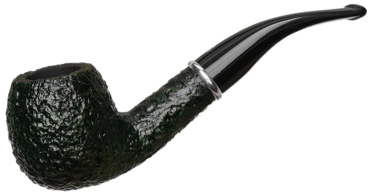 Savinelli Arcobaleno Rusticated Green (626) (6mm)