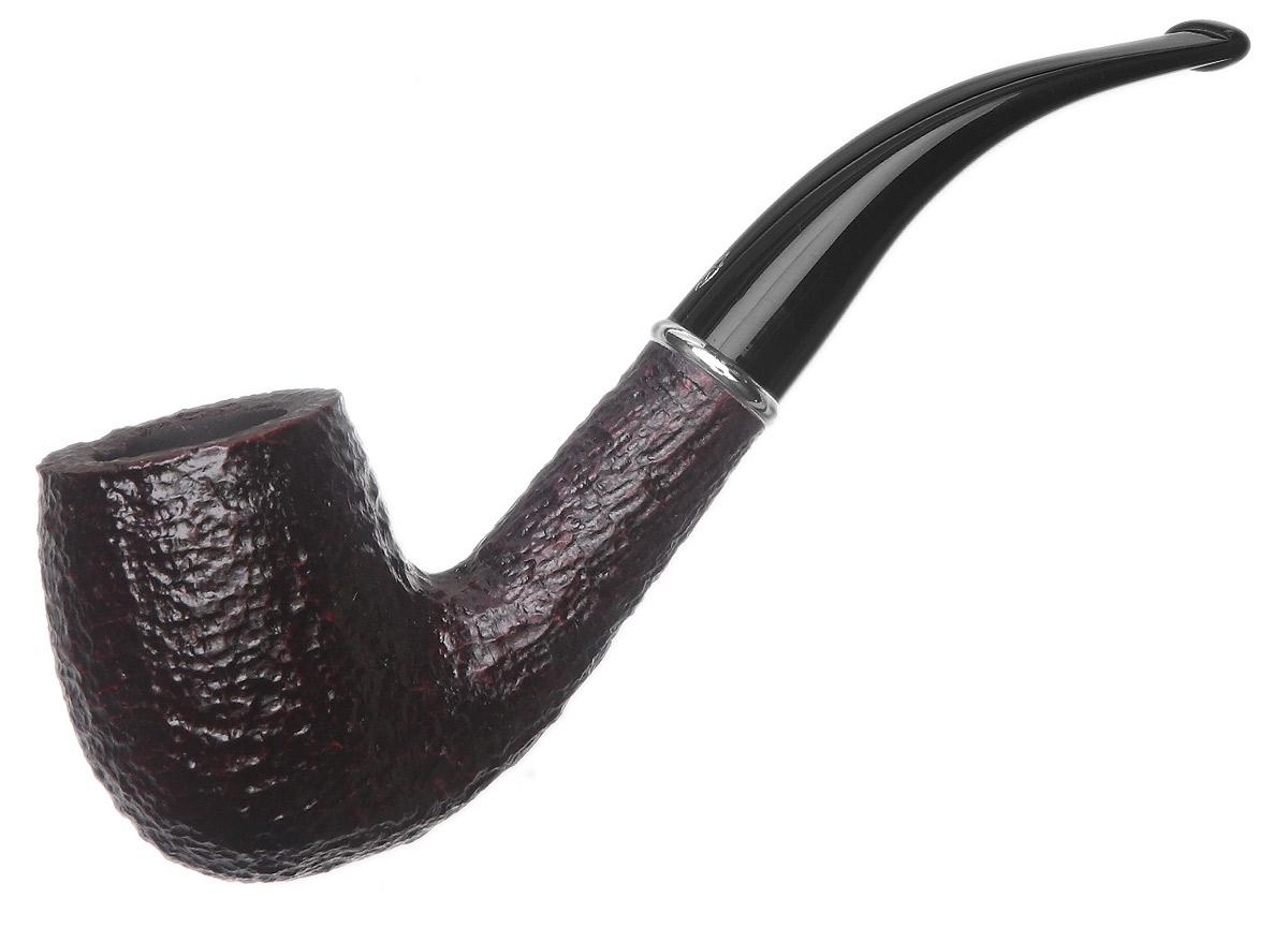 Savinelli Arcobaleno Rusticated Brown (606 KS) (6mm)