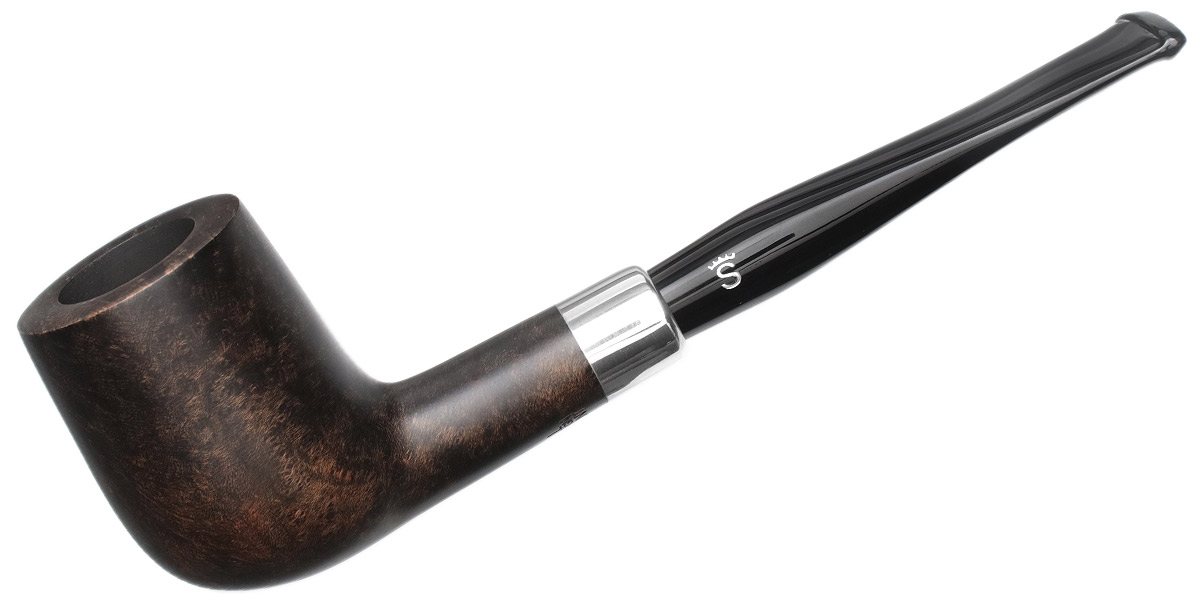 Stanwell Black Smooth Army Mounted (52)