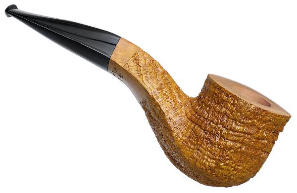 Mark Tinsky Golden Sandblasted Paneled Hawkbill (5) (One Star)