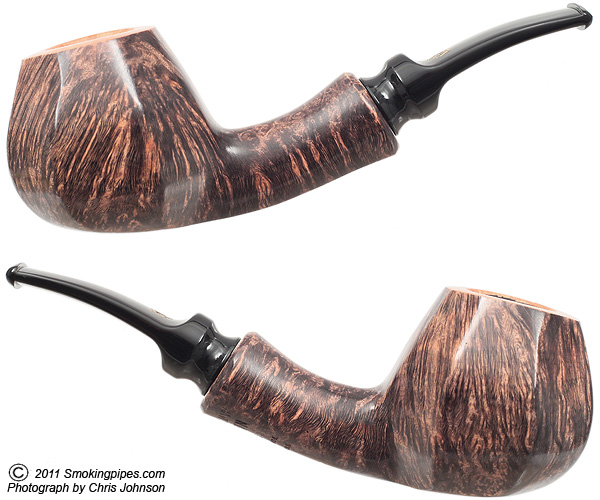 Crown Smooth Bent Apple (300)