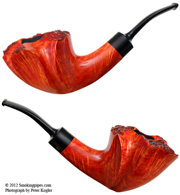 Crown Smooth Freehand Bent Dublin (300)
