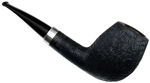 Winslow Rusticated Bent Egg with Silver (E)