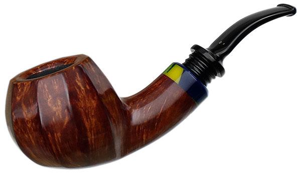 Winslow Brazil Smooth Paneled Bent Apple (055)