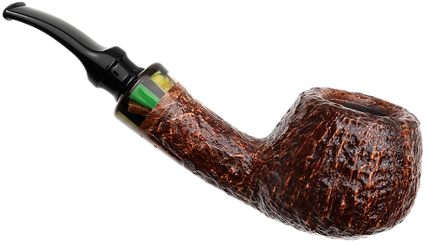 Winslow Rusticated Bent Apple (E)