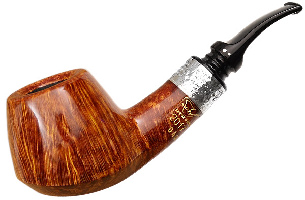 Winslow 2017 Smooth Pipe of the Year with Silver (40)