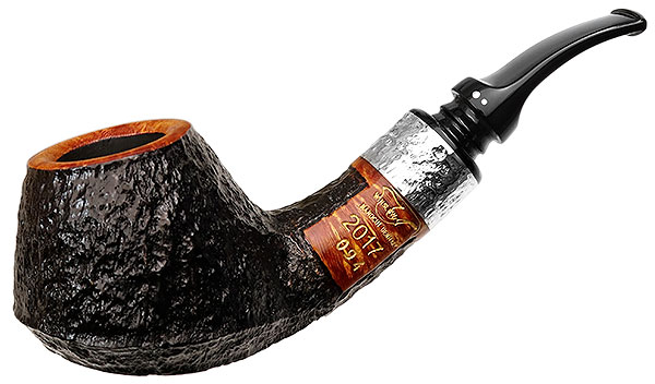 Winslow 2017 Rusticated Pipe of the Year with Silver (94)