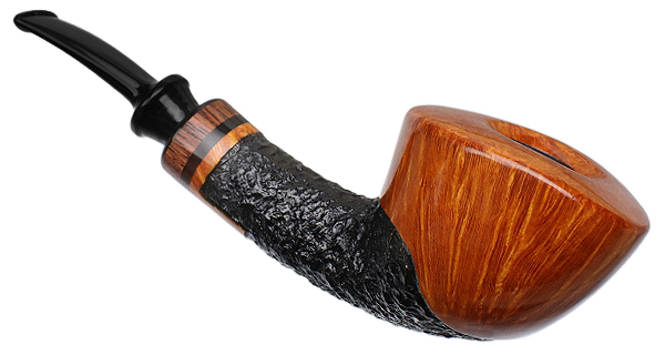 Winslow Partially Rusticated Bent Dublin (E)