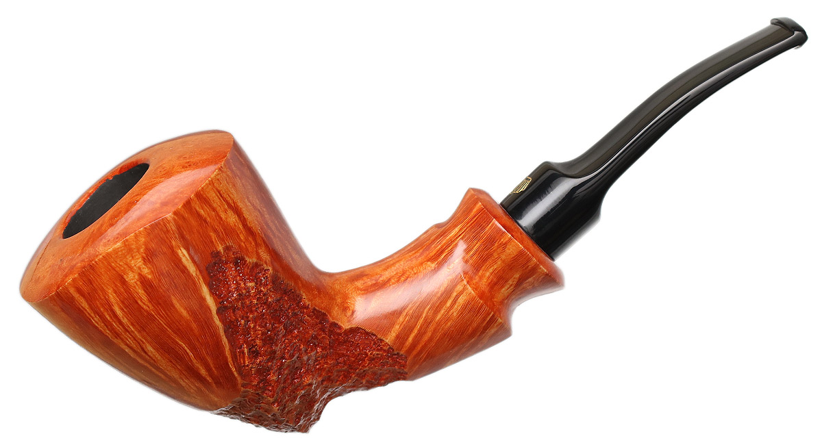 Winslow Crown Partially Rusticated Bent Dublin (Viking