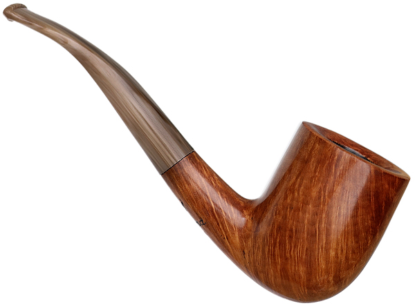Randy Wiley Patina Bent Billiard (66)