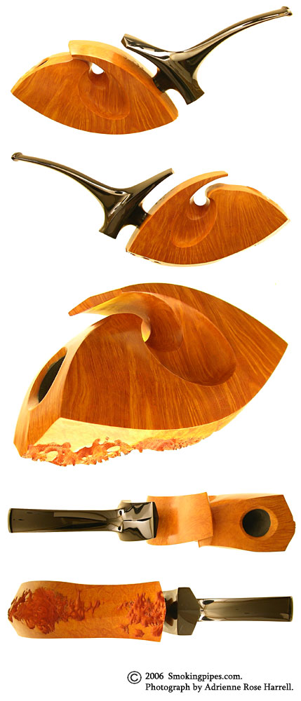 Tokutomi Smooth Horn with Tail (Hiro)