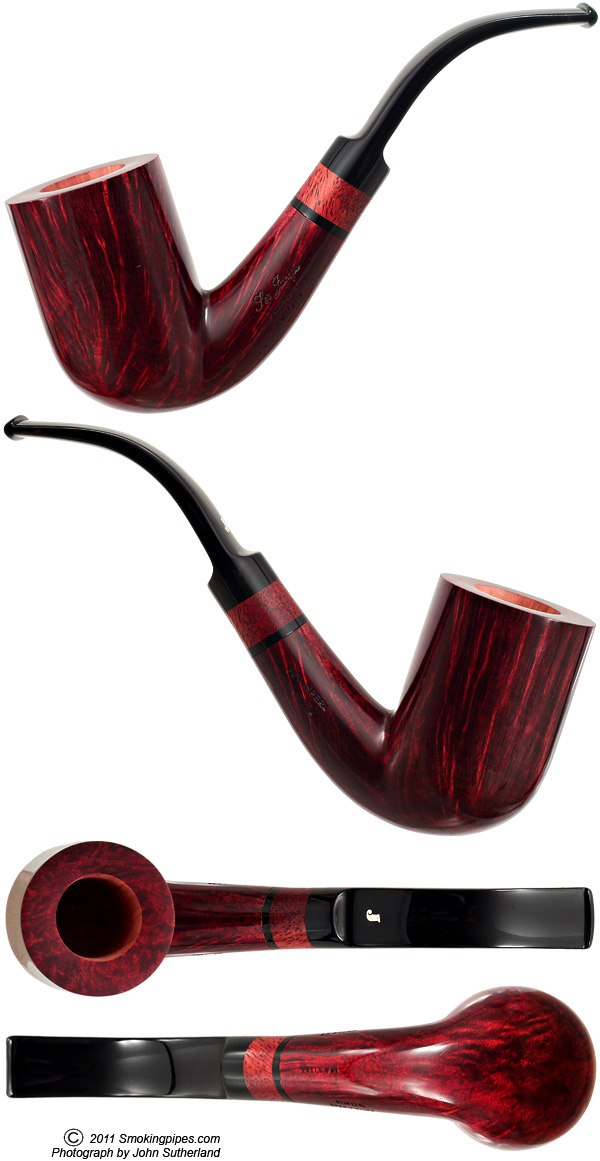 Ruby Bent Billiard (Maxima)
