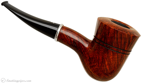 Ser Jacopo Smooth Walnut Hawkbill with Silver (L1)