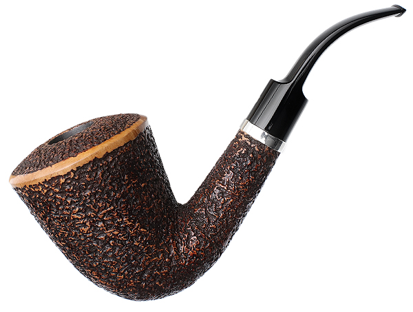 Ser Jacopo Rusticated Bent Dublin with Silver (R1) (E) (Maxima Maxima Maxima Maxima Maxima)