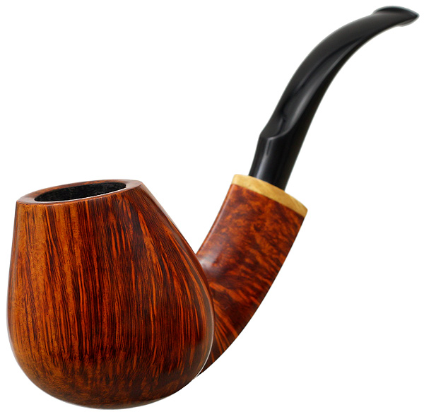 Tonni Nielsen Smooth Bent Brandy with Boxwood (Viking)
