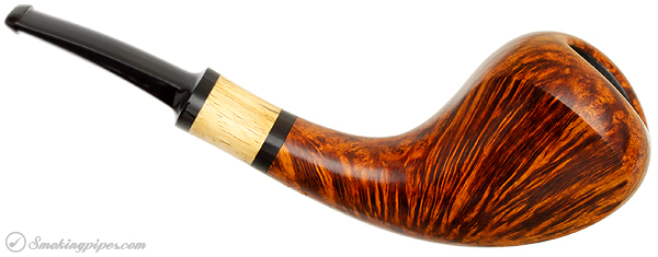 Tonni Nielsen Smooth Freehand with Spalted Tamarind