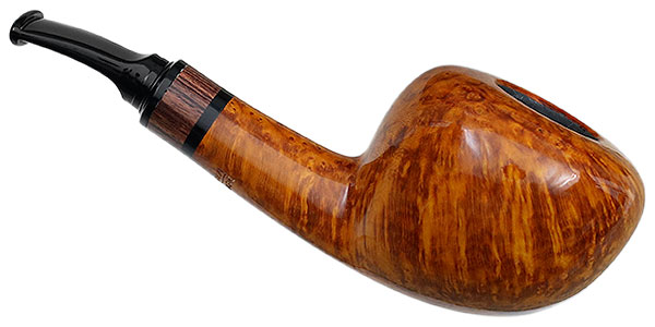 Neerup P. Jeppesen Handmade Ida Easy Cut Smooth Bent Pot (5)